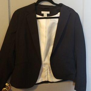 H&M navy blazer size 12 never worn